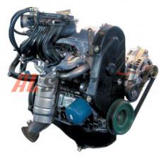 Двигатель ВАЗ 11183 1600см3 8клап