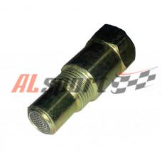 Обманка датчика кислорода ЕВРО4 прямая 58 мм (Миникатализатор)