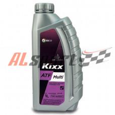 Масло трансмиссионное ATF Multi KIXX  ( 1л) синтетическое