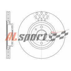 Диск тормозной передний LADA 21905 R15 RoadHouse (ком.2 шт)  Калина Гранта SPORT