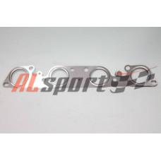 Прокладка выпускного коллектора LADA 21124  металл ВАЗ- ВАТИ