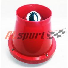 Фильтр нулевого сопротивления ASIA TP-042 170Х110Х70 TWISTER TURBO Красный