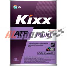 Масло трансмиссионное ATF Multi KIXX ( 4л) синтетическое