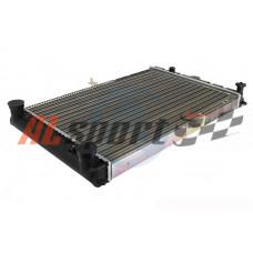 Радиатор основной LADA 21082 алюминиевый  (ИНЖЕКТОР)