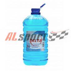 Жидкость омывателя незамерзающая -10C DELTA-NEO ПЭТ готовая 4 л 00-00000114