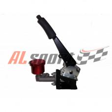 Гидроручник горизонтальный ALS с бачком master цилиндр 0,7