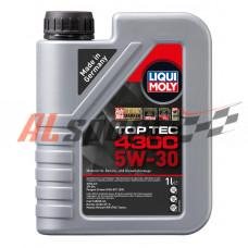 Масло 5W30 LIQUI MOLY 4400 Top Tec (1 ЛИТР)