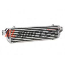 Интеркуллер универсальный 550 Х 140 Х 65 вход / выход D 57 мм