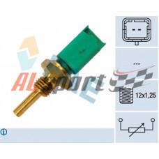 Датчик температузы охл. жидкости FIAT Punto 1.2-1.4i/1.9JTD, Opel Astra/Vect
