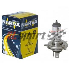 Лампа H 4 24V 100/90W Narva1 шт. картон