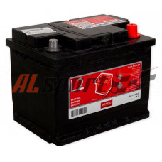 Аккумулятор 60 А/ч MOTRIO Standart обратная R+ EN510 А 242x175x190