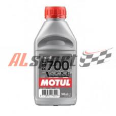Тормозная жидкость MOTUL RBF700 Racing Brake Fluid 0.5 литра
