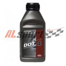 Тормозная жидкость ДОТ-4 0,455 литр