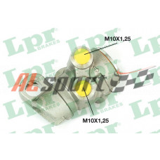 Регулятор тормозов LADA 2101-2107 LPR алюминий
