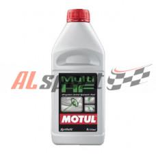 Жидкость гидроусилителя MOTUL Multi HF синтетическое зеленый 1 л
