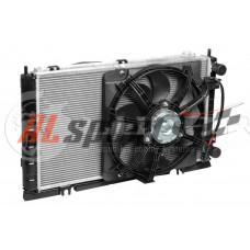 Радиатор основной LADA 1118-2170 радиатор+конденсер+вентил. для а/м А/С Panason