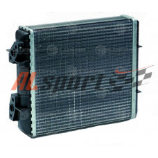 Радиатор отопителя, печки LADA 2101 алюминиевый
