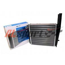 Радиатор отопителя, печки LADA 2111 алюминиевый ДААЗ