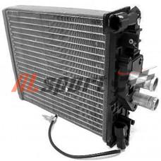Радиатор отопителя, печки LADA 2170-1118 AC Panasonic алюминиевый, паяный