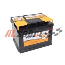 Аккумулятор 65 А/ч MONBAT Formula 580En (242x175x190) R+
