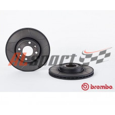Диск тормозной передний LADA VESTA BREMBO MAX D=260mm (ком.2 шт) с ABS