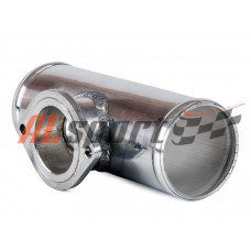 Алюминевая труба с адаптером для blow off Greddi Ф63мм