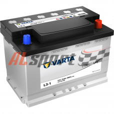 Аккумулятор 74 А/ч VARTA STANDART LJ445JECV2 обратная R+ EN680A 278x175x190