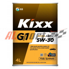 Масло 5W30 KIXX (4ЛИТР)  A3/B4