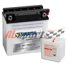 Аккумулятор для мототехники VARTA POWERSPORTS FP 12V 9Ah 85A 2,57kg 136x76x140 м