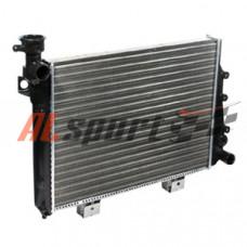 Радиатор основной LADA 2105 алюминиевый
