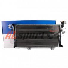 Радиатор основной LADA 21214 алюминиевый  ИНЖЕКТОР