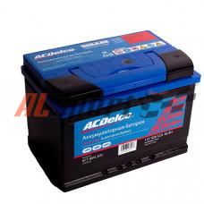 Аккумулятор 66 А/ч ACDelco обратная R+ EN650 А 278x175x190