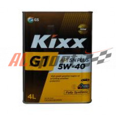 Масло 5W40 KIXX (4ЛИТР)  A3/B4