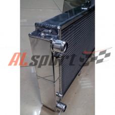 Радиатор основной LADA 2112 TUNING алюминиевый 60 мм 3 слоя