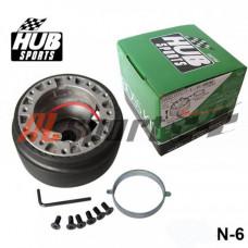 Адаптер алюминиевый для руля Nissan N-6
