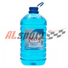 Жидкость омывателя незамерзающая -25C DELTA-NEO ПЭТ готовая 4 л 00-00000155