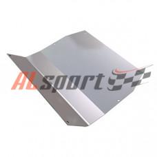 Защита двигателя LADA 2110-2170 стальная оцинкованная для подрамника Автопродукт
