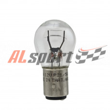 Лампа P21/ 5W  12V HELLA 1 шт. картон