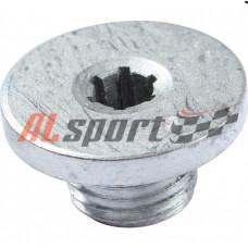 Пробка масляного поддона М14х1.5х10 с уплотнитльным кольцом GM