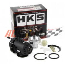Клапан избыточного давления Blow off valve HKS  Black