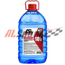 Жидкость омывателя незамерзающая -10C AutoExpress ПЭТ готовая 4 л  AE1110