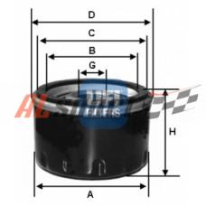 Фильтр масляный LADA 2101-2123 UFI