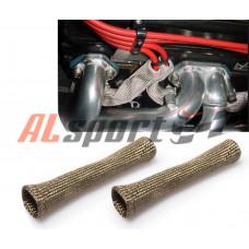 Термозащита для высоковольтных проводов 18х25х152 мм 1600 гр базальт 1шт.