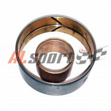 Вкладыш привода масляного насоса LADA 2101-2123 номинал сталебронзовый
