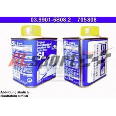 Тормозная жидкость ATE 0.25 литр. DOT4