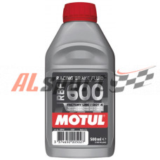 Тормозная жидкость MOTUL RBF600 Racing Brake Fluid 0.5 литра