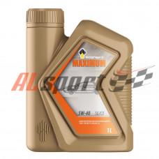 Масло 5W40 ROSNEFT Maximum ( ЛИТР)  полусинтетика