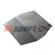 Защита двигателя LADA 1118-2190 алюминиевая для поперечины Автопродукт