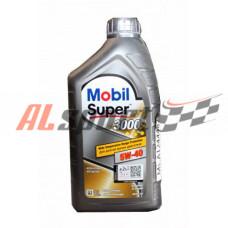 Масло 5W40 Mobil Super 3000 X1  (1 ЛИТР)