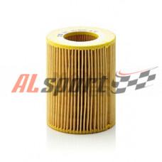 Фильтр масляный (элемент) ECO с прокладкой BMW e36/e46/e38/e39 2.0-2.8 m52 90-